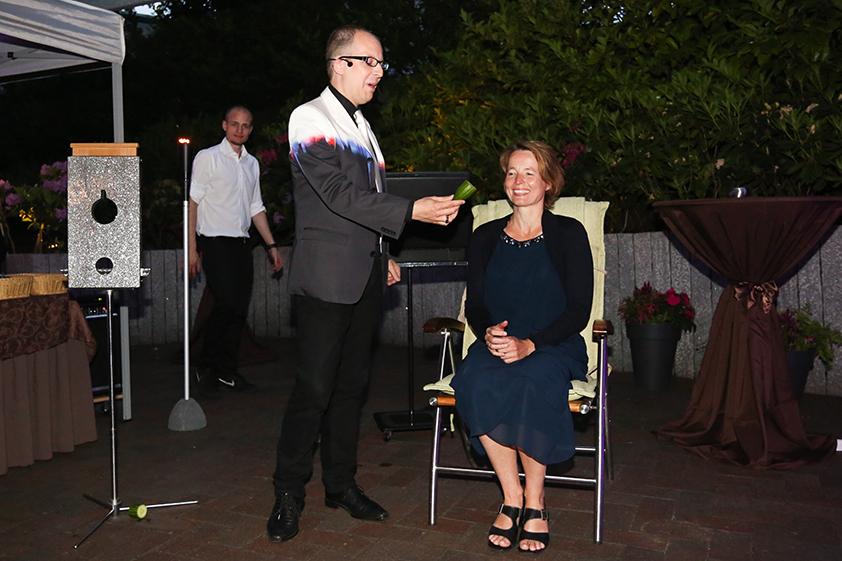 Carsten Fenner - Zauberkunststücke excellent präsentiert!