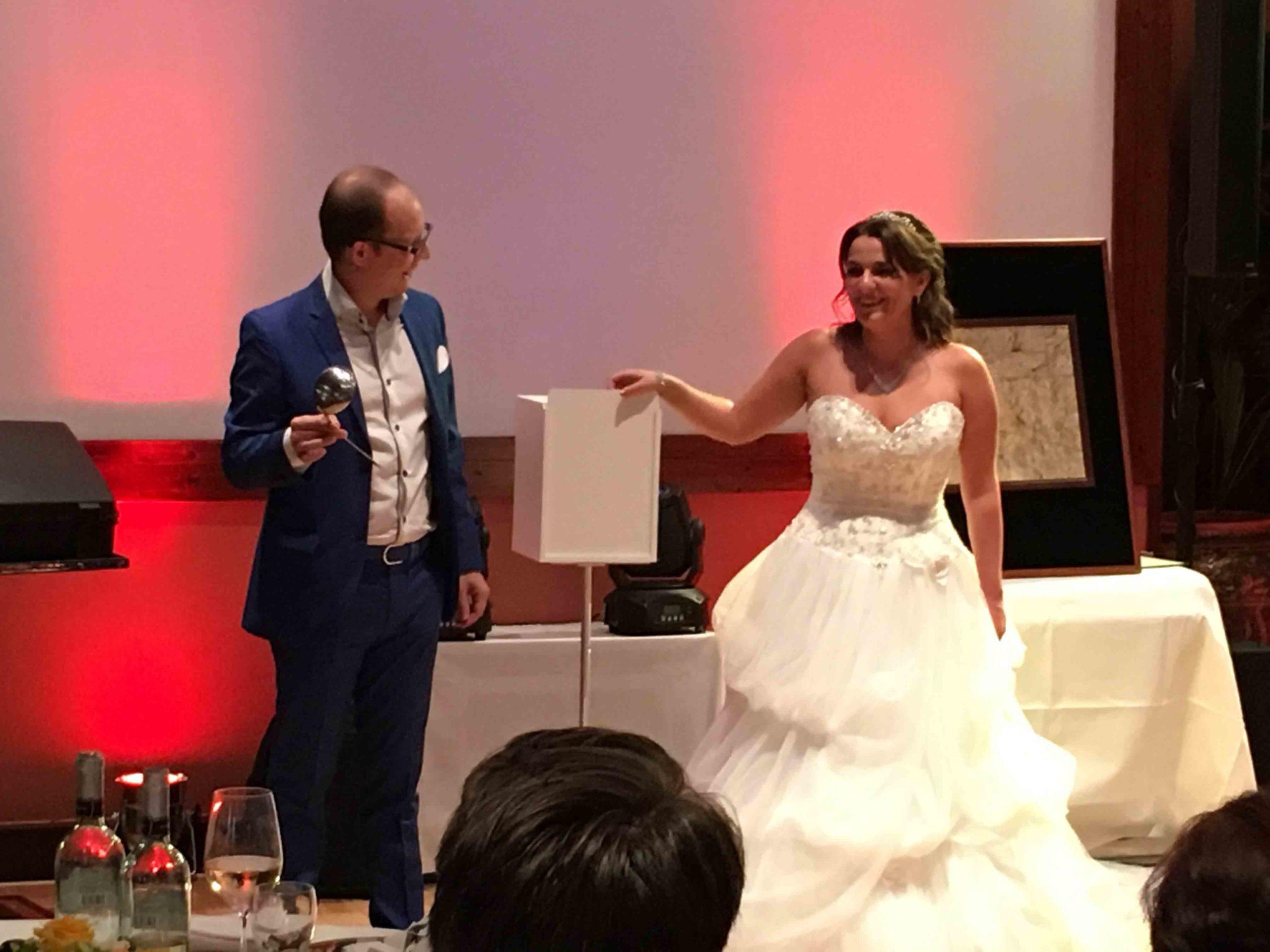 Carsten Fenner Hochzeitszauberer